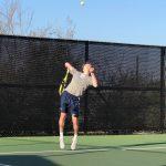 Boys Varsity Tennis beats El Monte 17 – 1