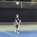 Boys Tennis beats Geffen Academy @ UCLA 12 – 6