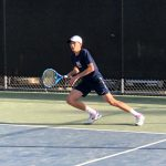 Boys Tennis Loses Nail-Biter to Rowland 9-9