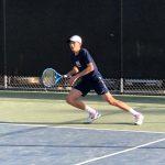 Boys Tennis Loses Nail-Biter to Rowland 9-9