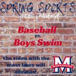 Spring Sports Video Challenge