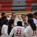 Girls Varsity Volleyball Beats La Quinta in Scrimmage