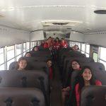 Girls Volleyball headed to Orange Vista today