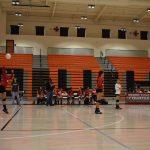 Girls Varsity Volleyball beats Orange Vista 3 – 0