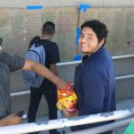 Swim Team Involved On Campus