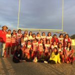 Rams girls' soccer has breakthrough tourney wins!