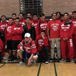 Boys Varsity Wrestling beats Yucca Valley 48 – 36