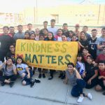 DM Athletes Participate in CVUSD Great Kindness Challenge!