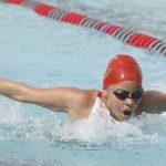 Girls Varsity Swimming falls to Rancho Mirage 135 – 35