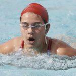 Girls Varsity Swimming falls to Coachella Valley 103 – 66