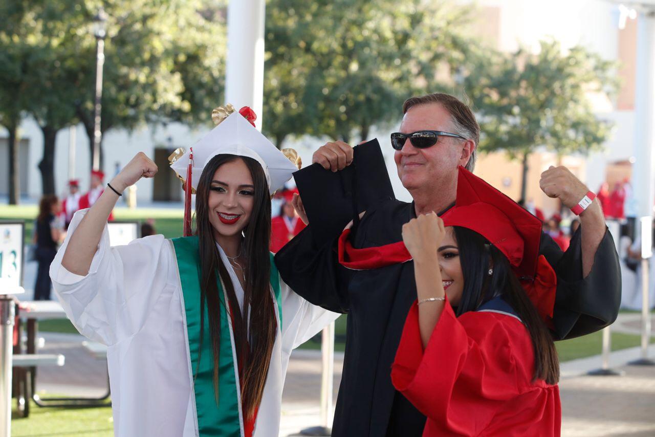 DMHS 2018 Graduation