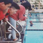 Boys Junior Varsity Swimming beats Rancho Mirage 44 – 22
