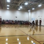 2017- Girls MS Volleyball