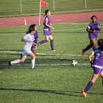 Girls Junior Varsity Soccer defeats Merrillville 2 – 0