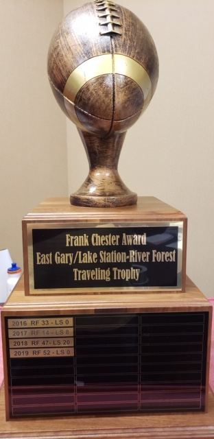 Frank Chester Trophy for LS- RF Game