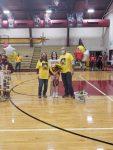 HS Cheerleaders Senior Night 1-9-21