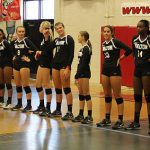 Lady Raider Volleyball Among National Elite