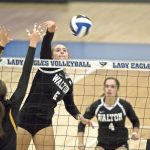 Volleyball Wins in State Opening Round