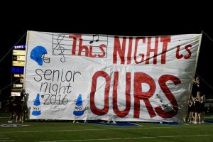 Walton vs. Etowah Senior Night