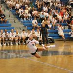 Lady Raiders Volleyball Opens Season With A Win