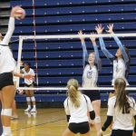 Lady Raiders Volleyball Get Four Wins at Marist Playdate