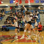 Raiders Volleyball Team Advances To State Semi-Finals