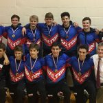 Wrestlers Perform Well in Area Tournament to Advance to State Sectionals