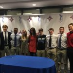 Raider Football and Soccer Student-Athletes Sign National Letters of Intent