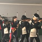 Walton Coed Precision Air Rifle Team Beats Kennesaw in Season Opener