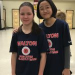 Walton Air Rifle Team beats Campbell 1102 – 1007