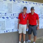Golf Teams Finish Strong…Matthew Feste is State Champion
