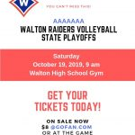 Volleyball – State Playoffs