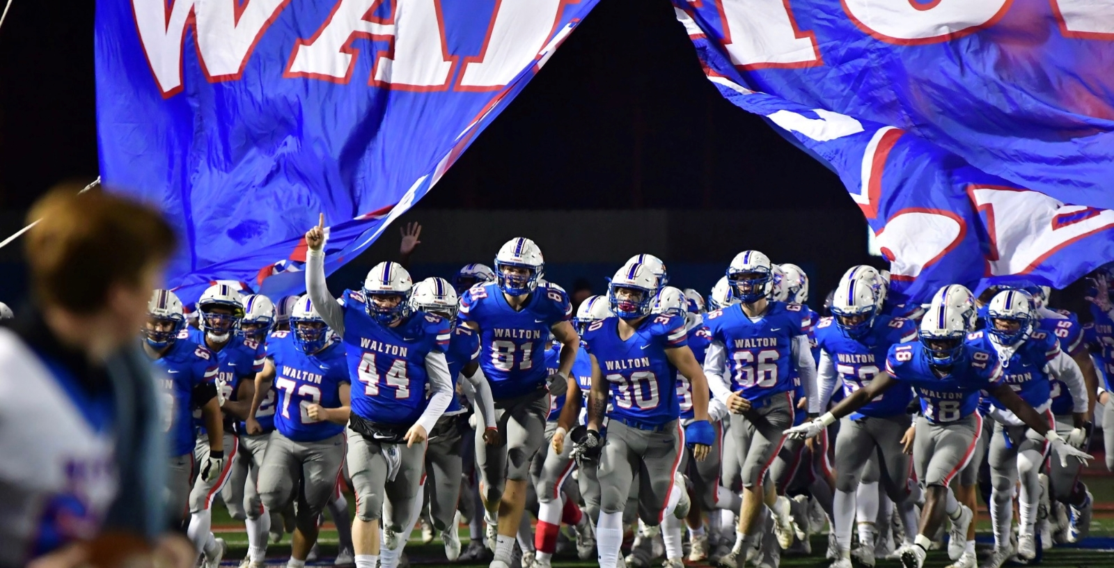 Raiders Win Rematch to Move on to Second Round