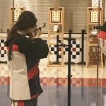2 matches 2 wins – Walton Air Rifle defeated Harrison 1113 to 1087