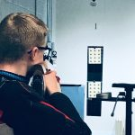 AIR RIFLE updates: last 2 matches of regular season; Area 9 Championship March 11