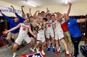 Raider Basketball Wins First Region Championship Since 1989