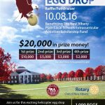 YOU COULD WIN $10,000 AT THE EAGLE EGG DROP!
