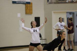 JV Volleyball 8/23/16