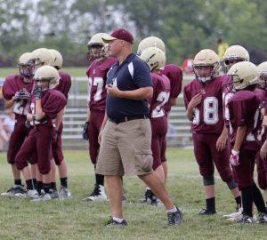 NAMS 7th Grade Football 8/24/16