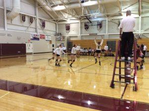 Varsity Volleyball Photos