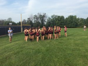 Girls Cross Country Photos
