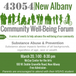 Community Well-Being Forum Series 1