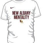 """Limited Time Only: """"New Albany Mentality"""" Shirt by Nike"""