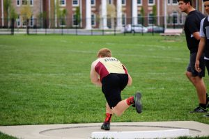 NAHS Track and Field (Throwers) 4/25/2017