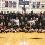 NAHS Girls Basketball Camp Closes Out Solid Week