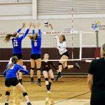 Varsity Volleyball vs Gahanna Lincoln 8/29/2017