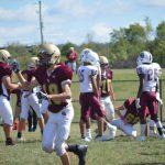 Freshman Football vs Canal Winchester 9/30/2017