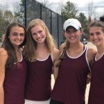 Girls Tennis Sectional Tournament