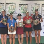 Madison Spiess Finishes 3rd at State Championship Tournament