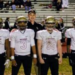 Varsity Football Playoffs at Whitehall 11/3/2017